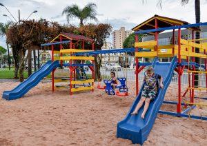 Prefeitura entrega 6ª-f melhorias  na Praça Dalva de Oliveira
