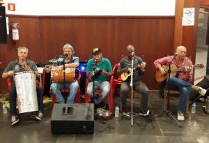 Quinta-feira é dia de Samba no Casarão com apresentação do grupo BR5