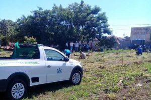 Prefeitura recupera área de preservação no Jardim São Paulo