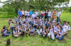 Daae inicia visitas monitoradas  a nascente no bairro Diário Ville