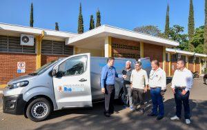 Funerária Municipal de  Rio Claro ganha nova viatura
