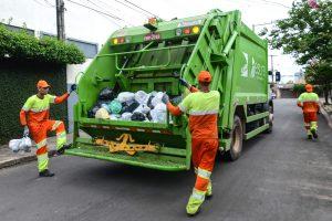 Na terça-feira de Natal não haverá  coleta de lixo em Rio Claro
