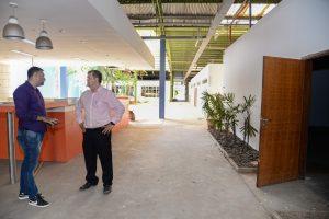 Prefeitura vai atender alunos do Jardim  das Nações em antigo prédio da CBTA