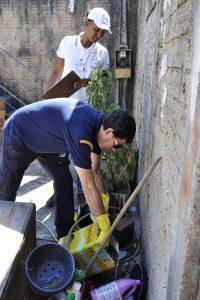 Mutirão contra Aedes será realizado  neste sábado no bairro Mãe Preta