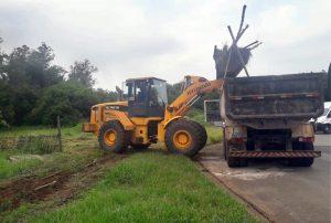 Prefeitura recolhe mais 300 toneladas de lixo do Jardim Conduta e Vila Paulista