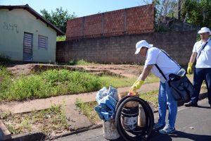 Sábado tem mutirão contra mosquito da  dengue no Bonsucesso e Novo Wenzel