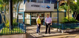 Prefeito anuncia mudança do Atende Fácil para a prefeitura e economia de quase R$ 260 mil em aluguel