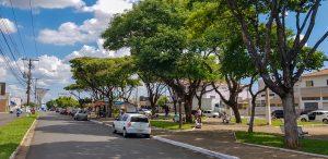 Prefeitura realiza melhorias na  praça da Rua 14 na Vila Olinda