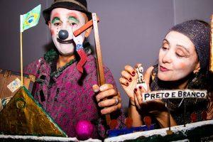 Teatro infantil gratuito na segunda  e terça-feira no CEU Mãe Preta